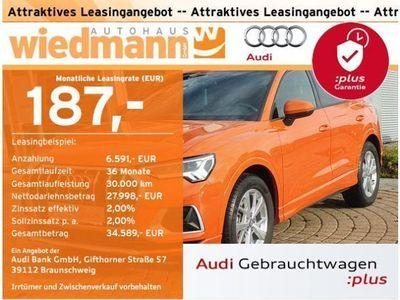 gebraucht Audi Q3 advanced 35 TDI 110 kW (150 PS) S tronic
