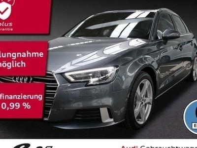 gebraucht Audi A3 Sportback Sport 1.5 TSI PDC*XENON*NAVI*SITZHZ