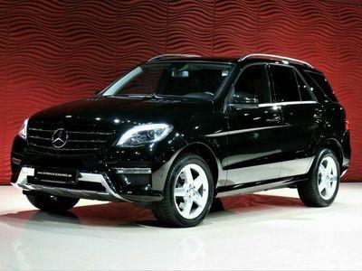 gebraucht Mercedes ML350 Neu CDI BlueTEC*BI-XENON*COMAND*PANO*AMBIENTE
