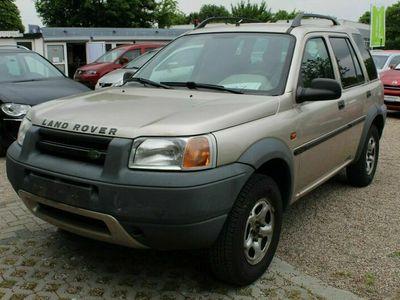gebraucht Land Rover Freelander 1.8i Station Wagon*TÜV*Klima*AHK*