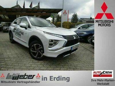 gebraucht Mitsubishi Eclipse Cross PHEV TOP NAVI SHZ GRA ACC LED