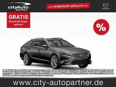 gebraucht Mazda 6 Exclusive-Line 2.0 Ltr. Skyactiv-G 165PS 165PS