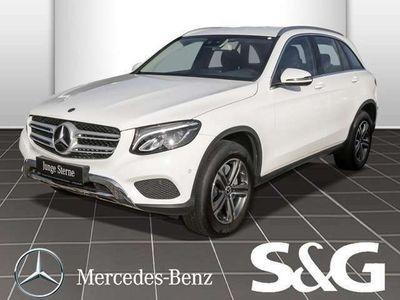 gebraucht Mercedes GLC220 d 4M Comand+AHK+LED+Parktronic+Tempomat