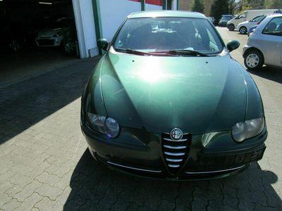 gebraucht Alfa Romeo 147 1.6 Twin Spark Distinctive als Limousine in Minden
