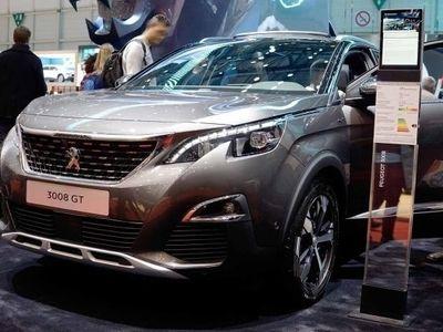 gebraucht Peugeot 3008