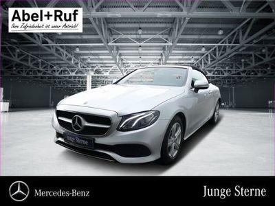 gebraucht Mercedes E200 Avantgarde LED Navi Kamera Aircap Totwink
