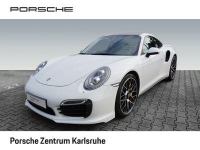 gebraucht Porsche 911 Turbo S 991 3.8 PTV+ PCCB Sportsitze