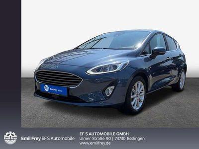 gebraucht Ford Fiesta 1.0 EcoBoost S&S TITANIUM X Navi PDC SHZ