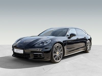 gebraucht Porsche Panamera 4 Sport Turismo HA-Lenkung LED-Matrix