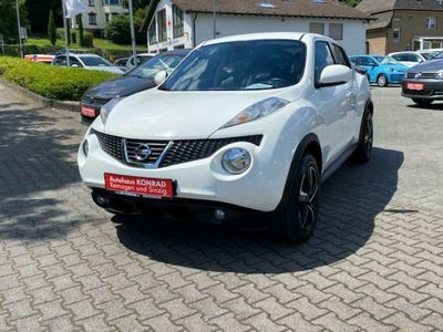 gebraucht Nissan Juke Tekna NAVI +LEDER
