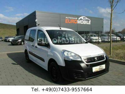 gebraucht Peugeot Partner L1 Komfort Plus*AHK*Automatik*Klimatronic*1.Hand
