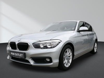 gebraucht BMW 118 i Advantage Navi Business Klimaaut. Glasdach