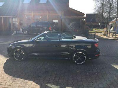 gebraucht Audi A3 Cabriolet 1.8 TFSI S tronic S line Sportpaket
