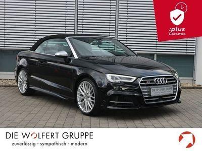 gebraucht Audi S3 Cabriolet quattro S tronic ACC+MATRIX+NAVI
