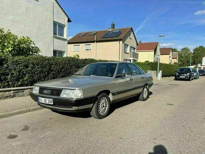 gebraucht Audi 100 typ 44 5zyl. Turbo