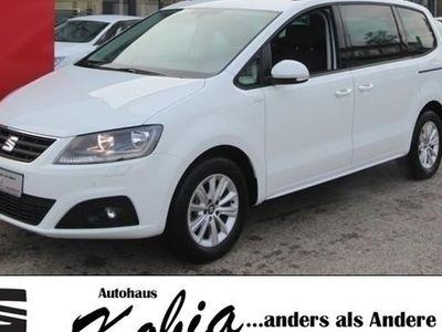 gebraucht Seat Alhambra 2.0 TDI Style 150 PS 7 Sitzer Kessy