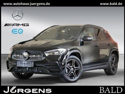 gebraucht Mercedes GLA250 e AMG+Night+LED+Kamera+PDC