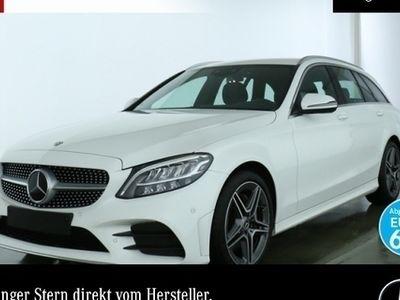 gebraucht Mercedes C220 d T AMG Distr. COMAND LED Kamera PTS 9G