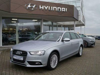 gebraucht Audi A4 TDI Ambiente Autom./Navi/Xenon/AHK/StHz