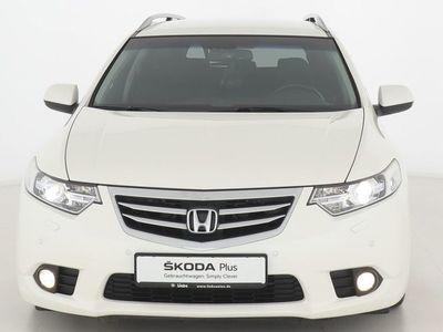 gebraucht Honda Accord TOURER LIFESTYLE BI-XENON|EL | Gebrauchtwagen | Kombi | SGH200912