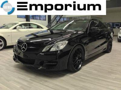 gebraucht Mercedes E350 Coupe Lorinser
