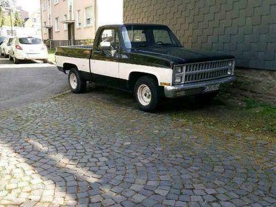 gebraucht Chevrolet C10 pickup shortbed