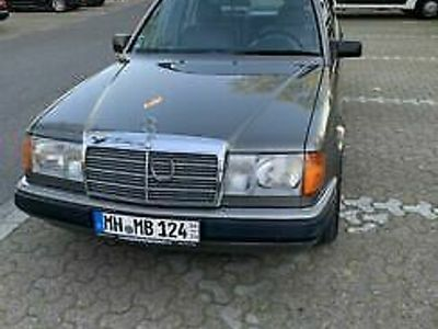 gebraucht Mercedes 200 W124D Diesel