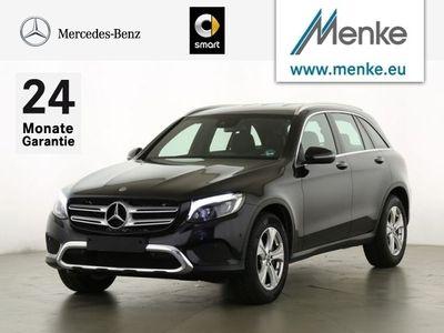 gebraucht Mercedes GLC220 d 4M Exclusiv,AMG,ILS-LED,Totw.,Navi,Amb