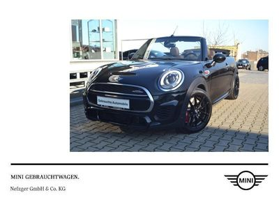 gebraucht Mini John Cooper Works Cabriolet Wired HK HiFi DAB LED
