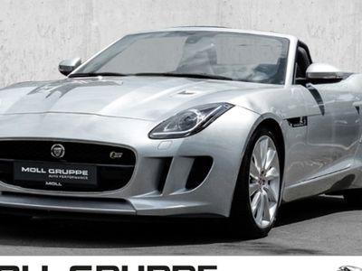 gebraucht Jaguar F-Type Cabriolet S AWD 3.0 L V6 LEDER NAVI KLIMA