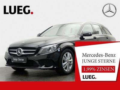 gebraucht Mercedes C180 T Avantgarde+LED+Kamera+Navi+PDC