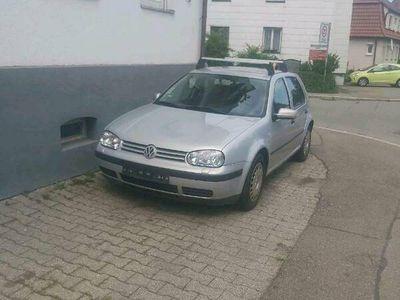 gebraucht VW Golf 1.9 tdi 4 x4