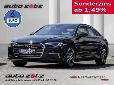 gebraucht Audi A6 design 55TFSI quattro BO, Matrix, Navi, Leder (LED