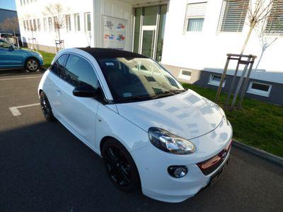 gebraucht Opel Adam Open Air ACC Faltdach