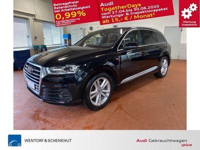 gebraucht Audi Q7 3.0 TDI quattro S-line Head-Up AHK ACC