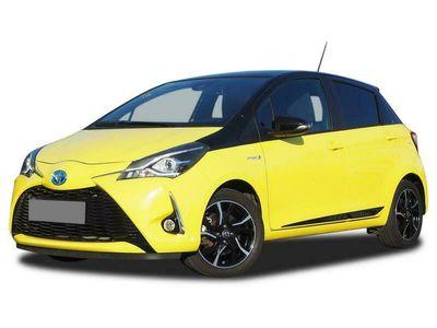 gebraucht Toyota Yaris Hybrid YarisEnergy KAMERA SHZ PANORAMA NAVI