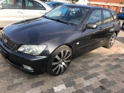 gebraucht Lexus IS200 SportCross