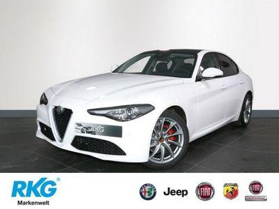gebraucht Alfa Romeo Giulia Super 2.0 200PS AT8,Navi,ACC,Panoramadach