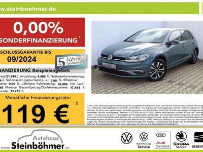 gebraucht VW Golf Golf IQ.DRIVE1.5 CL BT110 TSID7F