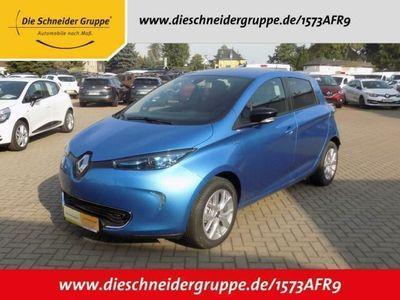gebraucht Renault Zoe R90 Life Batteriemiete Limited Paket