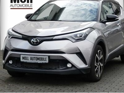 gebraucht Toyota C-HR 1.2 Turbo Multidtrive Allrad Style Selection