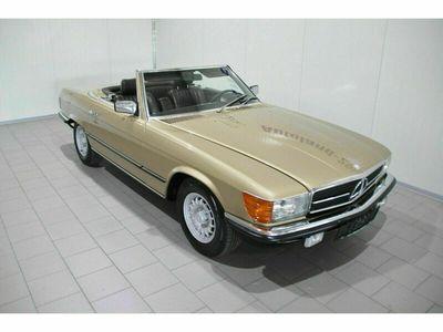 gebraucht Mercedes SL380 W107 ***Originaler Traumzustand***