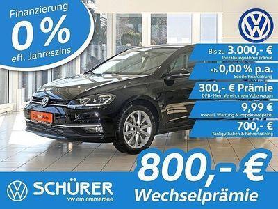 gebraucht VW Golf I Golf 7 Highline 2.0TDI DSG 4MOT LED°Navi°AHK°Kamera°ACC
