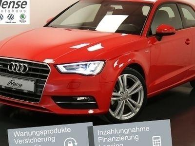 gebraucht Audi A3 2.0 TDI quattro S-line Xenon Navi AHK B&O
