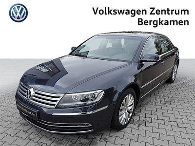 gebraucht VW Phaeton V6 TDI Lang SD/LUFT/XENON/Navi/Leder/ALU