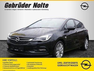 gebraucht Opel Astra 1.0 Turbo 120 Jahre SHZ INTELLILINK NAVI