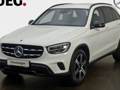 gebraucht Mercedes GLC220 d 4M Navi+MBUX+19+Kamera+