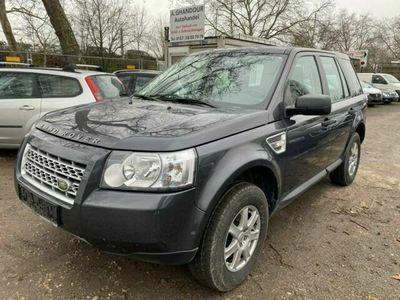 gebraucht Land Rover Freelander XE Limited Edition