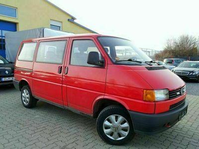 gebraucht VW T4 Kombi 8 Sitzer, ABS