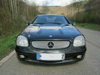 gebraucht Mercedes SLK200 Kompressor, TÜV neu